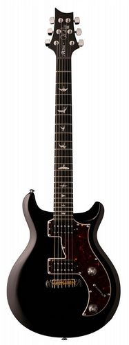 PRS SE Mira Black With Tortoise Pickguard